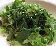 Como preparar algunos tipos de algas
