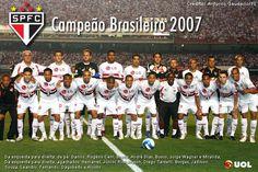 São Paulo Campeão Brasileiro - 2007
