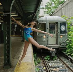 Inside the ridiculously gorgeous Ballerina Project