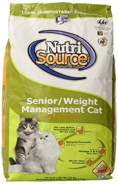 Tuffys Pet Food 131548 Nutri Cat Senior Weight Management ChickenRice Food 66Pound >>> More info could be found at the image url.