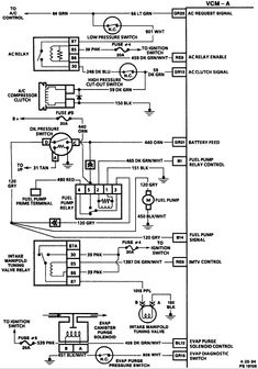 Headlight And Tail Light Wiring Schematic / Diagram