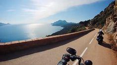Long Road, Corsica, Ride, Motorbike Harley, Good Trip, Beer, Fun, Beach, Friendships and more