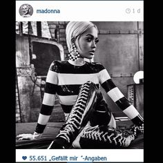 MADONNA has yesterday posted photo on instagram of Rita Ora in Danny Deluxe black white latex top and hotpants and black latex stockings with lace (complete look) !! I am sure that the Madonna like this latex outfit !! Photo by Damon Baker!! #dannydeluxe #ritaora ‬ #fashion #vogue #poison‬ #madonna #ritaoradannydeluxelatex‬ #mtv #damonbaker #dannydeluxelatex‬ #rebelheart ‪#styling #latex    #poisonmusicvideo #madonnaritaora‬ #people #stripes #streifen #ritaorafashion
