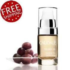 Caudalie Premier Cru The Eye Cream 15ml - 0.50oz FREE SHIPPING!!!!!! #Caudalie