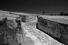 Buried village