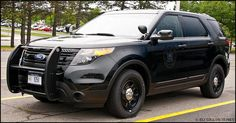 New York State Police Trooper (Ghost graphics) # H250 Ford Interceptor Utility Slicktop
