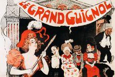 Le Grand Guignol promotional poster Swim Ink 2, LLC/CORBIS/Corbis via Getty Images