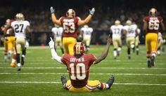 Does Robert Griffin III make the list? Who Are The 5 Coolest People In Sports For 2012?