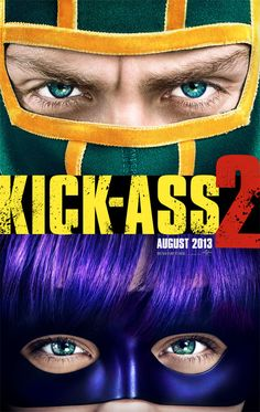 Kick-Ass 2 #movie #cinema #Kick-Ass2  #Kick-Ass