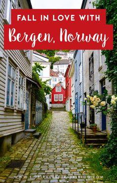Fall in Love with Bergen, Norway - #Bergen #Fall #Love #norway