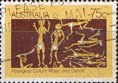 Australia 1982 Aboriginal Culture Fine Used SG 869 Scott 856  Other Australian Stamps HERE