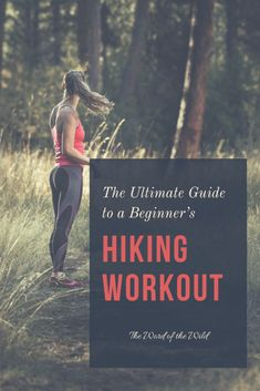 The ultimate guide to a beginner's hiking workout - how to get in shape for your next hike or adventure travel destination. Hiking tips for beginners Fitness Workouts, At Home Workouts, Nerd Fitness, Fitness Gear, Body Fitness, Fitness Tips, Hiking Tips, Camping And Hiking, Hiking Gear