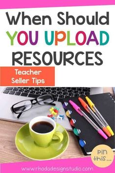Getting An Online Education And The Importance Of Time Management Teacher Hacks, Teacher Pay Teachers, Teacher Binder, Teacher Blogs, Importance Of Time Management, Teacher Created Resources, Online College, College Tips, School Programs