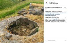Hefkoepel uitgraven? #FortStAagtendijk #StellingvanAmsterdam #NATUURlijkforten #Beverwijk #werelderfgoed #fort