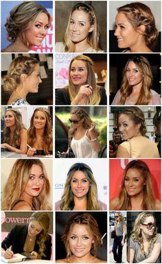 Lauren Conrad Hairstyles #hair
