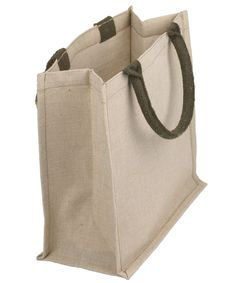 Jute Cotton Blend Cute Burlap Bags with Soft Cotton Handles - Burlap Tote, Jute Tote Bags, Cotton Tote Bags, Canvas Tote Bags, Reusable Tote Bags, Burlap Fabric, Wholesale Tote Bags, Drawing Bag, Promotional Bags