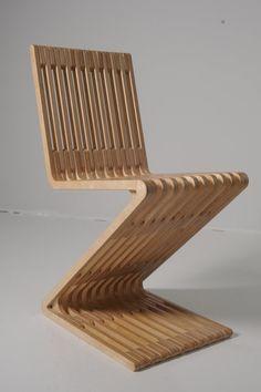 ZagZig Chair  ...sooo AllThingsTaj.com