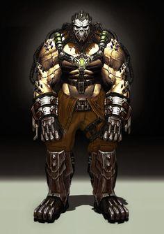 Injustice- Bane- Gods Among Us Character Art and Concept Art 3 Superhero Characters, Comic Book Characters, Comic Character, Character Concept, Character Design, Dc Injustice, Foto Top, Comic Villains, Gotham Villains
