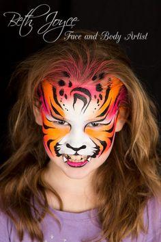 20 Best Face Painting by Beth Joyce - Brisbane Face Painter
