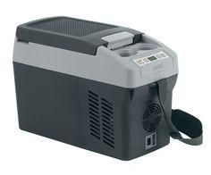 Dijital ısı göstergeli elektronik termostat ile WAECO CDF-11 araç buzdolabı, yolculuk boyunca yanınızda olacak...