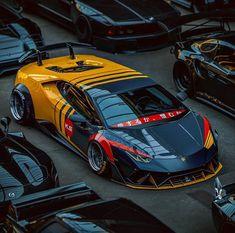 Bad-ass Lamborghini