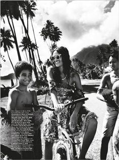 New wave. Clipped from ©marie claire Australia using Netpage.