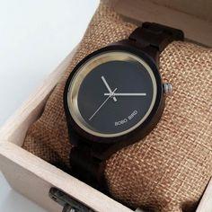 Drevené hodinky NAOMI Krabi, Wood Watch, Smart Watch, Watches, Accessories, Wooden Clock, Smartwatch, Wristwatches, Clocks