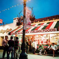 Savor San Diego's Little Italy | Sunset