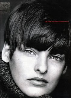 Linda Evangelista... One of the most photographed and gorgeous faces of all times!