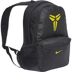 dcb7170a516c14 Kobe Baller Backpack Black Black Varsity Maize. Davit Johansen · Bryant