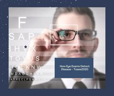 How Eye Exams Detect Disease - Tosee2020 #EyeDoctorNearLombard #OptometristNearLombard #EyeDrNearLombard #OptometristnearNaperville #OptometristNaperville #BestOptometristnearNaperville #OptometristInNaperville #eyedrnearNaperville Overactive Thyroid, Basal Cell Carcinoma, Different Types Of Cancer, Diabetic Retinopathy, Eye Infections, The Retina, Eye Exam, Eye Doctor, Thyroid Disease