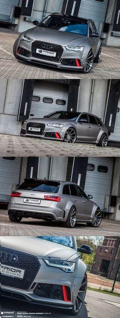 Audi RS 6 A6 Bodykit