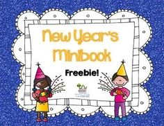 This is a free New Year's mini book for students to fill out. It includes a page for them to write about their favorite memories, what they wish for the #NewYear and their #resolutions. This is a fun way to begin the new year.