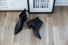 ACNE Jensen boots (via fashionsquad.com)