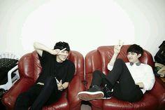 EXO - Chanyeol & D.O.