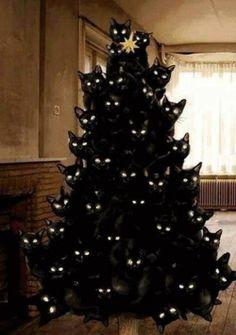 Christmas tree ;3