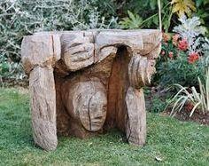 """Résultat de recherche d'images pour """"Tree Stump Chair"""""""
