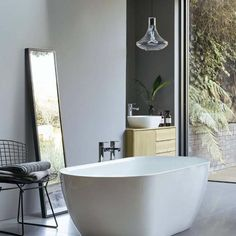 own your morning // city suite // bathroom // interior // wall art // home decor // urban men // city living // luxury life //