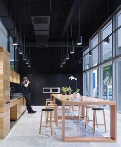 18 best office kitchens and break rooms images design offices rh pinterest com