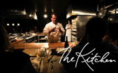Enjoy fine dining at The Kitchen!