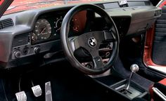 """BMW E21 S14 engined like """"M3"""" interior - BMW E21 S14 engined like """"M3"""""""