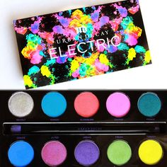 kandeej.com: The New Urban Decay Electric Palette