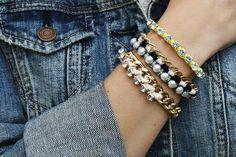 DIY fancy friendship bracelets