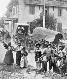 * Gypsies in Western Europe in the 1930s *