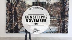 Der November beschert uns in der Kunst ein paar Lichtblicke. Wir stellen euch die besten Ausstellungshighlights in Berlin vor.