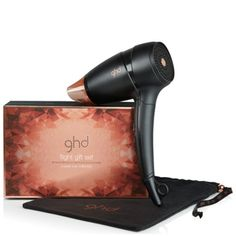 ghd Flight Travel Hair Dryer - Copper Luxe