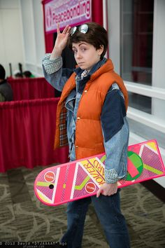 Marty McFly, Sakura-Con 2013 - Sunday - Cosplay Photos from David DTJAAAAM Ngo