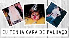 REAGINDO AS MINHAS FOTOS DE CRIANÇA | Nicolas Machado