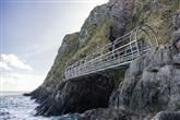 The Gobbins Cliff Path
