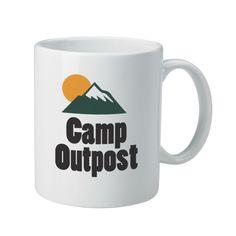 11 ounce C Handle Mug